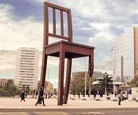 Broken Chair de l'ONU